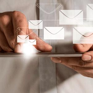 E-mailmarketing is zeer geschikt voor communicatie naar uw (potentiële) klanten en zakenrelaties.