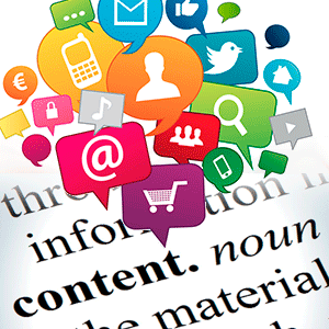 Score klanten door het toepassen goede content.