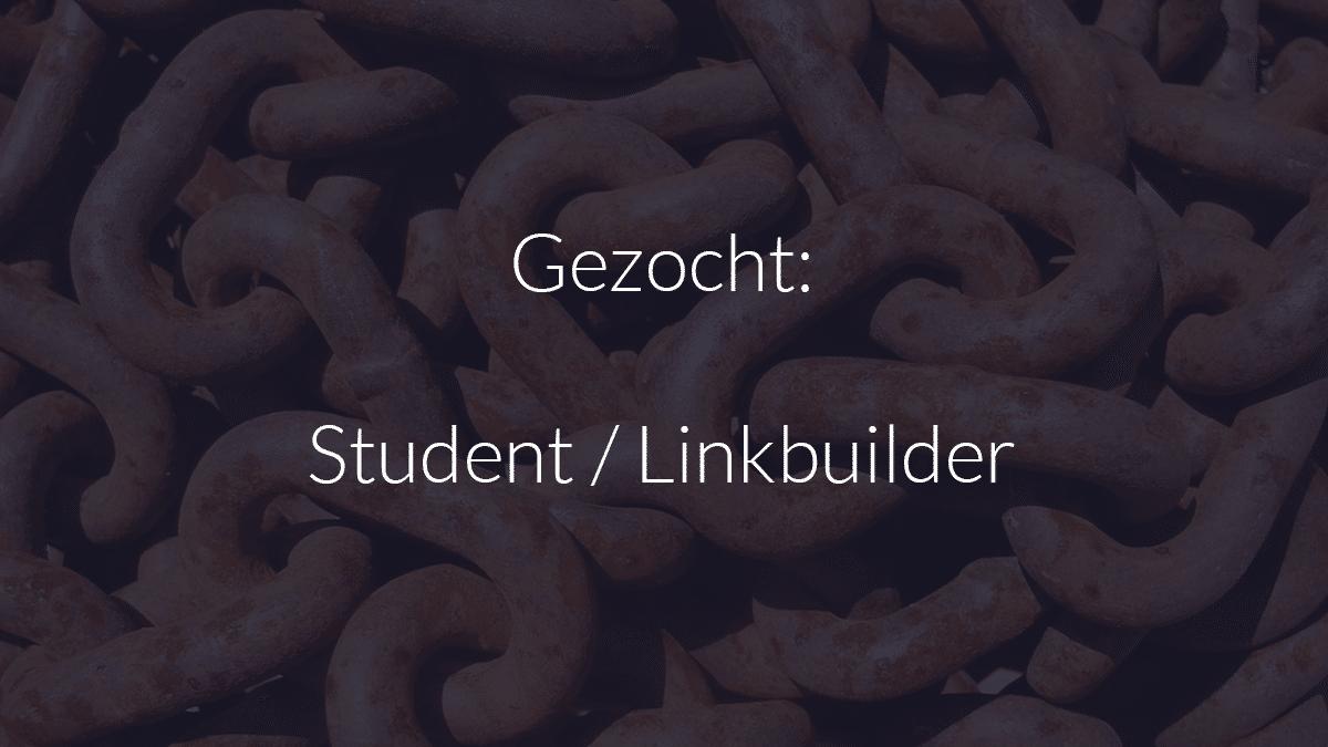 Bset Media is per direct op zoek naar enthousiaste Nederlandstalige studenten die op oproepbasis voor ons aan de slag willen als Linkbuilder.
